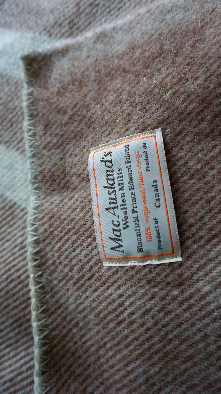 Review Macausland S Woolen Mills Canadian Julia